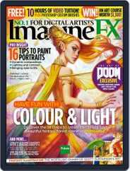 ImagineFX (Digital) Subscription July 15th, 2016 Issue