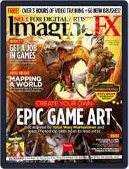 ImagineFX (Digital) Subscription February 26th, 2016 Issue