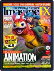 ImagineFX (Digital) Subscription August 1st, 2015 Issue