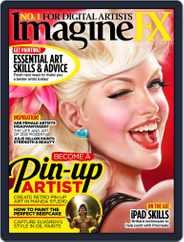 ImagineFX (Digital) Subscription July 1st, 2015 Issue