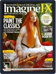 ImagineFX (Digital) Subscription July 17th, 2014 Issue