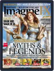 ImagineFX (Digital) Subscription May 22nd, 2014 Issue