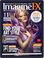 ImagineFX (Digital) Subscription December 5th, 2013 Issue