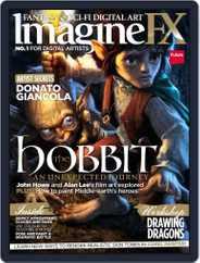 ImagineFX (Digital) Subscription December 6th, 2012 Issue