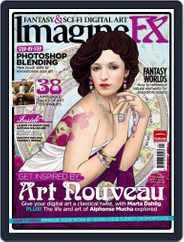 ImagineFX (Digital) Subscription December 9th, 2011 Issue