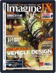 ImagineFX (Digital) Subscription October 17th, 2011 Issue