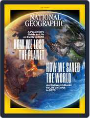 National Geographic (Digital) Subscription April 1st, 2020 Issue