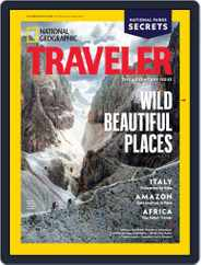 National Geographic Traveler (Digital) Subscription October 1st, 2019 Issue