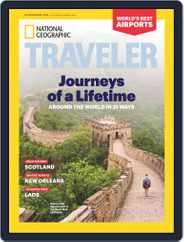 National Geographic Traveler (Digital) Subscription October 1st, 2018 Issue