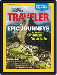 National Geographic Traveler (Digital) Subscription April 1st, 2017 Issue