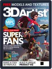3D Artist (Digital) Subscription December 1st, 2019 Issue