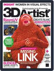 3D Artist (Digital) Subscription July 1st, 2019 Issue