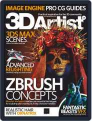 3D Artist (Digital) Subscription April 1st, 2019 Issue