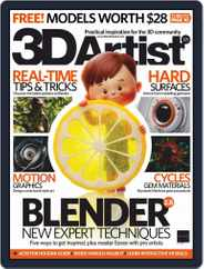 3D Artist (Digital) Subscription January 1st, 2019 Issue