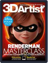 3D Artist (Digital) Subscription September 1st, 2018 Issue