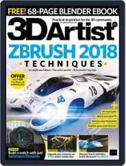 3D Artist (Digital) Subscription August 1st, 2018 Issue