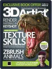 3D Artist (Digital) Subscription June 1st, 2018 Issue