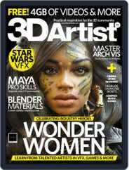 3D Artist (Digital) Subscription March 1st, 2018 Issue