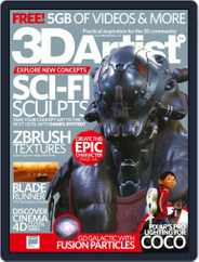 3D Artist (Digital) Subscription February 1st, 2018 Issue