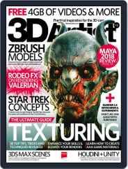 3D Artist (Digital) Subscription December 15th, 2017 Issue