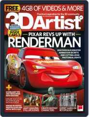 3D Artist (Digital) Subscription December 1st, 2017 Issue