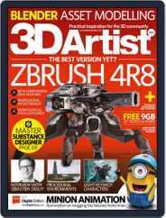 3D Artist (Digital) Subscription November 1st, 2017 Issue