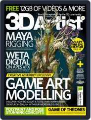 3D Artist (Digital) Subscription October 1st, 2017 Issue