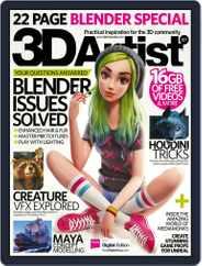 3D Artist (Digital) Subscription August 1st, 2017 Issue