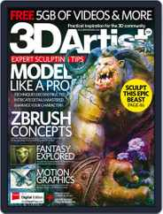 3D Artist (Digital) Subscription July 1st, 2017 Issue
