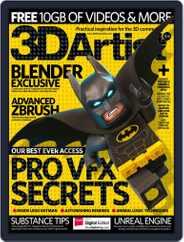 3D Artist (Digital) Subscription May 1st, 2017 Issue