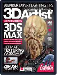 3D Artist (Digital) Subscription March 1st, 2017 Issue