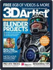3D Artist (Digital) Subscription February 1st, 2017 Issue