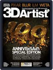 3D Artist (Digital) Subscription January 1st, 2017 Issue