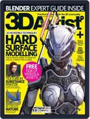 3D Artist (Digital) Subscription December 1st, 2016 Issue