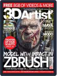 3D Artist (Digital) Subscription November 1st, 2016 Issue