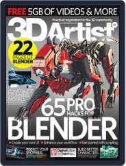 3D Artist (Digital) Subscription July 13th, 2016 Issue