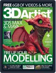 3D Artist (Digital) Subscription May 18th, 2016 Issue