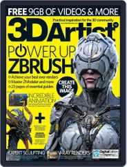 3D Artist (Digital) Subscription April 20th, 2016 Issue