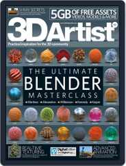 3D Artist (Digital) Subscription March 23rd, 2016 Issue