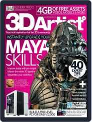 3D Artist (Digital) Subscription February 24th, 2016 Issue