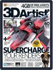 3D Artist (Digital) Subscription December 30th, 2015 Issue