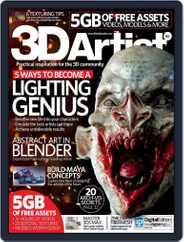 3D Artist (Digital) Subscription October 6th, 2015 Issue