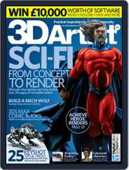 3D Artist (Digital) Subscription October 1st, 2015 Issue
