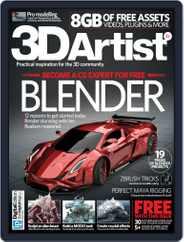 3D Artist (Digital) Subscription July 14th, 2015 Issue