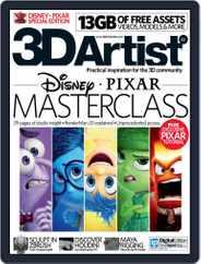 3D Artist (Digital) Subscription June 16th, 2015 Issue
