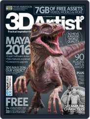 3D Artist (Digital) Subscription May 19th, 2015 Issue