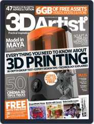 3D Artist (Digital) Subscription March 26th, 2015 Issue