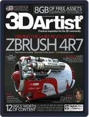 3D Artist (Digital) Subscription March 2nd, 2015 Issue