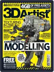 3D Artist (Digital) Subscription February 3rd, 2015 Issue