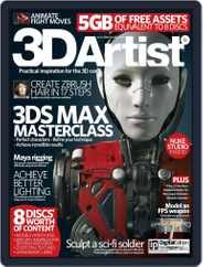 3D Artist (Digital) Subscription January 1st, 2015 Issue